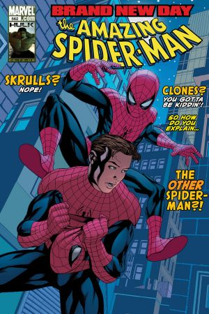 Amazing Spider-Man #562