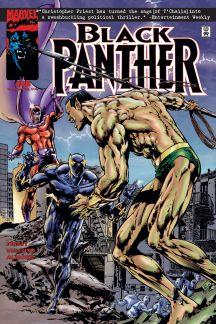 Black Panther #28