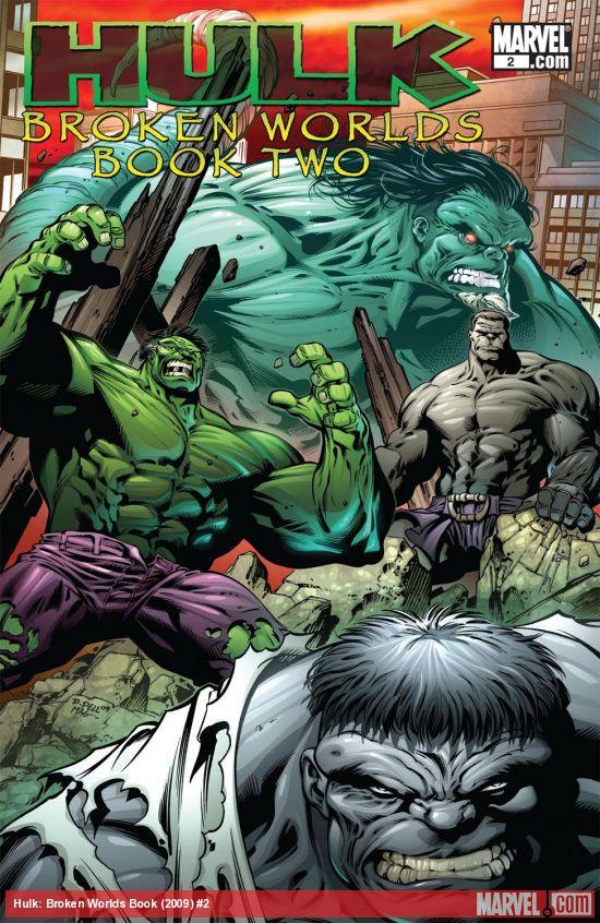 Hulk: Broken Worlds (2009) #2