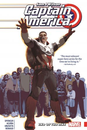 CAPTAIN AMERICA: SAM WILSON VOL. 5 - END OF THE LINE TPB (Trade Paperback)