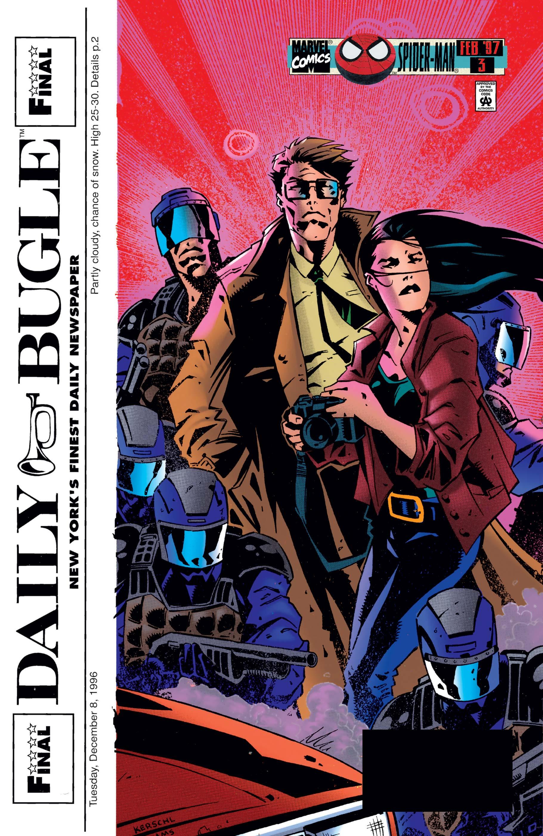 Daily Bugle (1996) #3