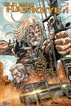 Old Man Hawkeye (2018) #1