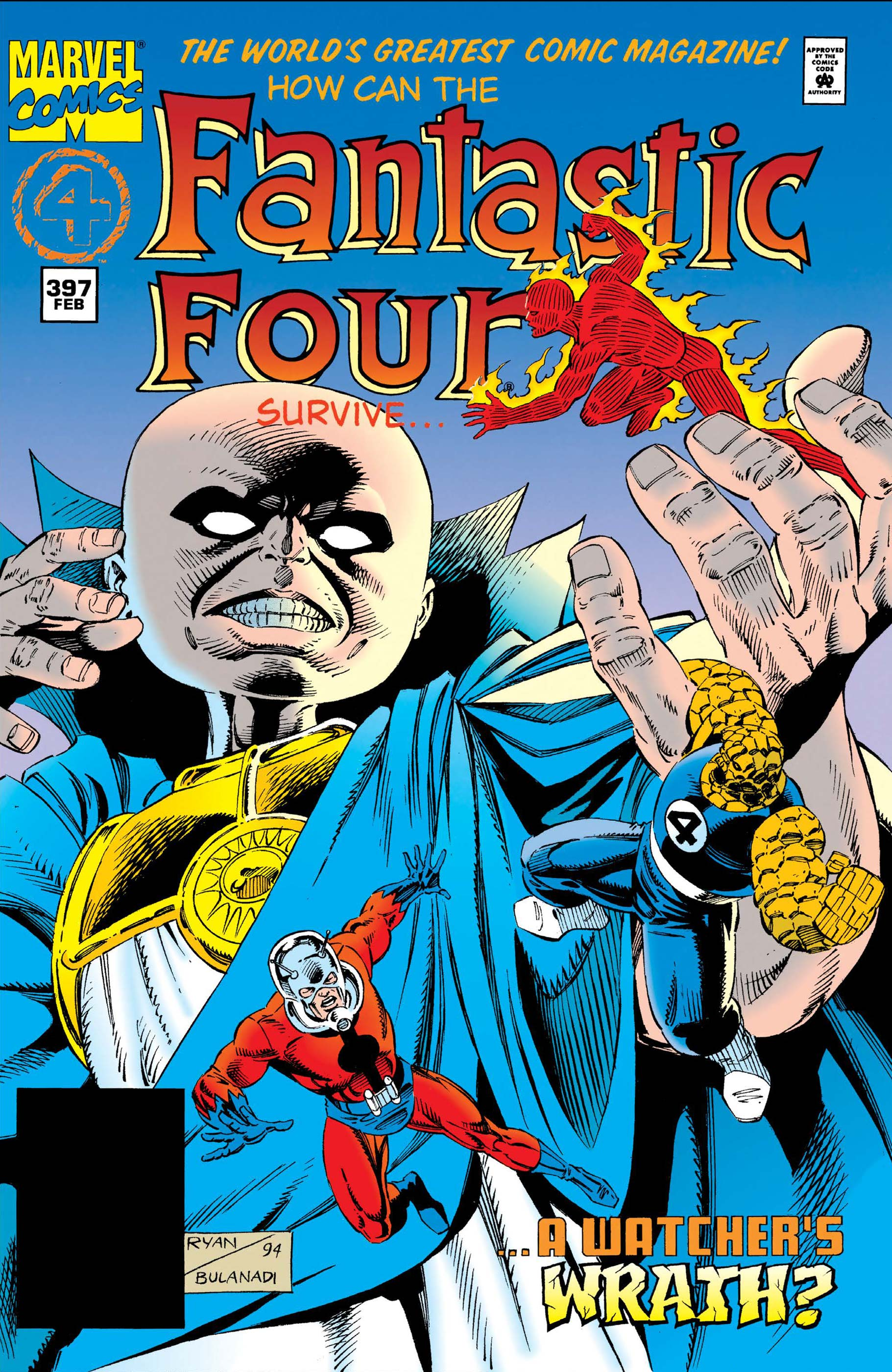 Fantastic Four (1961) #397