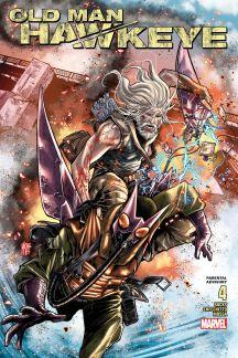 Old Man Hawkeye (2018) #4