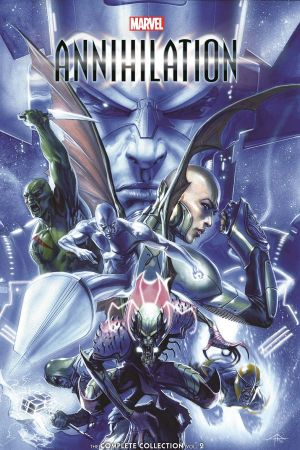 Annihilation: The Complete Collection Vol. 2 (Trade Paperback)