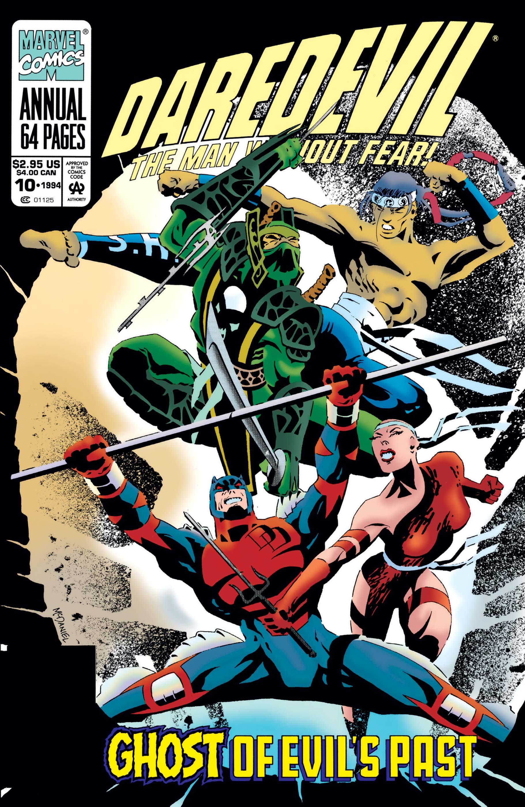 Daredevil Annual (1967) #10