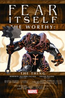 Fear Itself: The Worthy #8