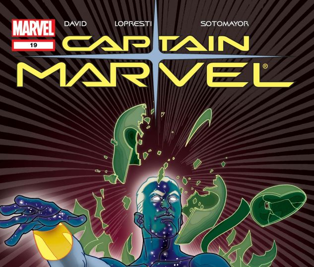 Captain Marvel (2002) #19