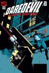 cover from Daredevil (1964) #343