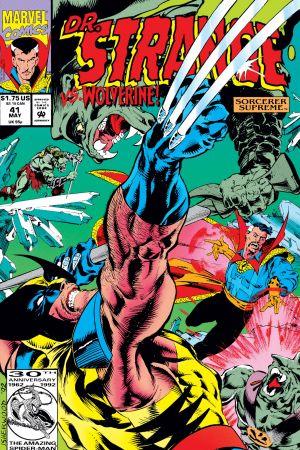 Doctor Strange, Sorcerer Supreme (1988) #41