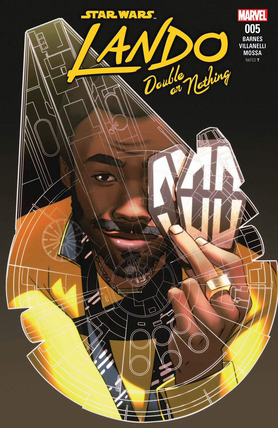 Star Wars: Lando - Double or Nothing (2018) #5