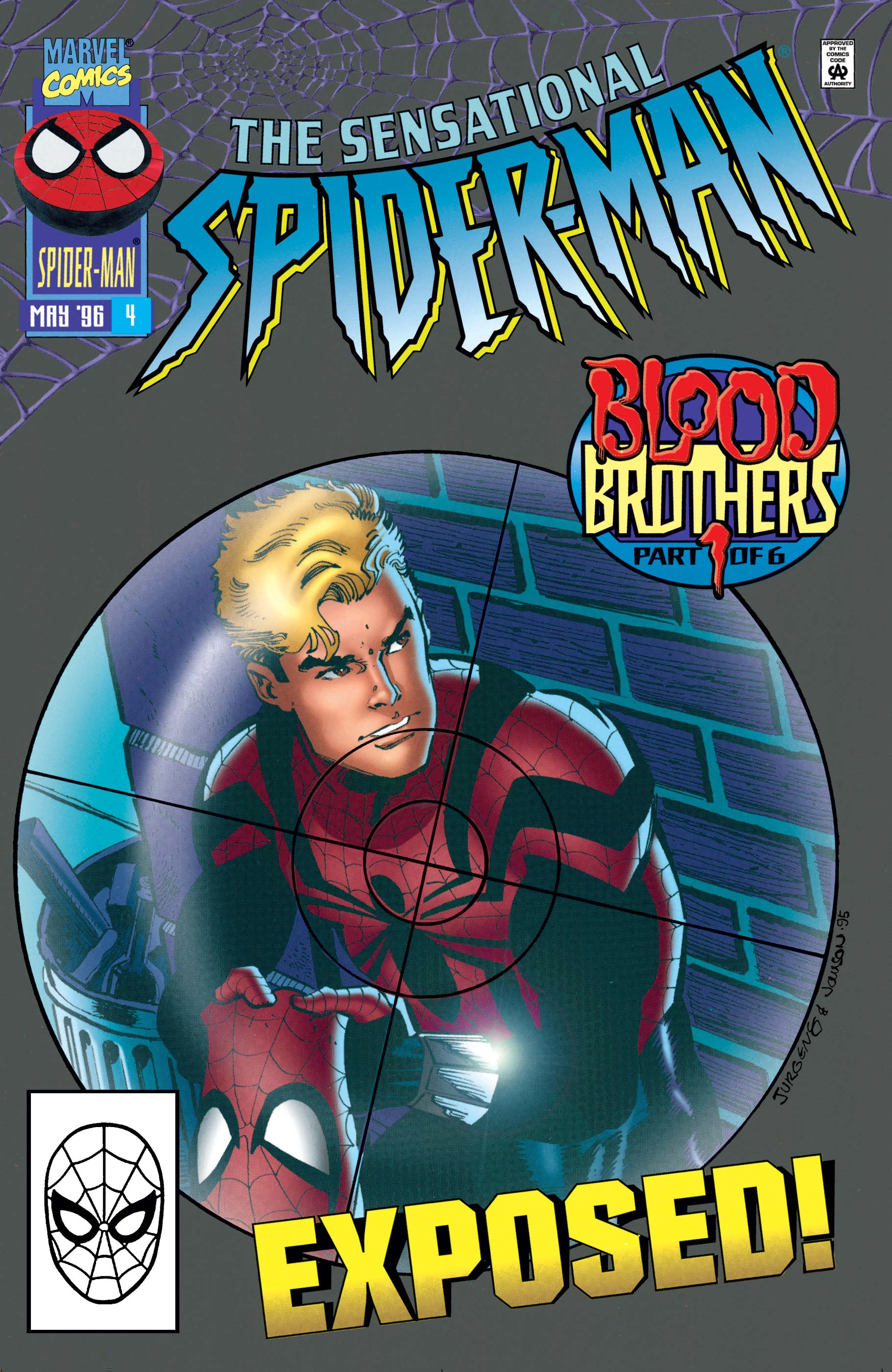 Sensational Spider-Man (1996) #4