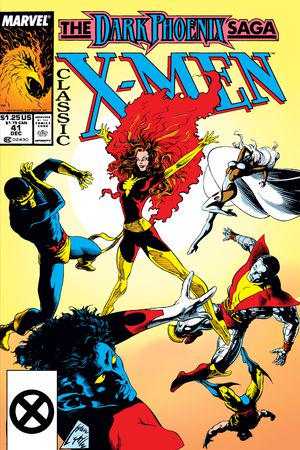 Classic X-Men #41
