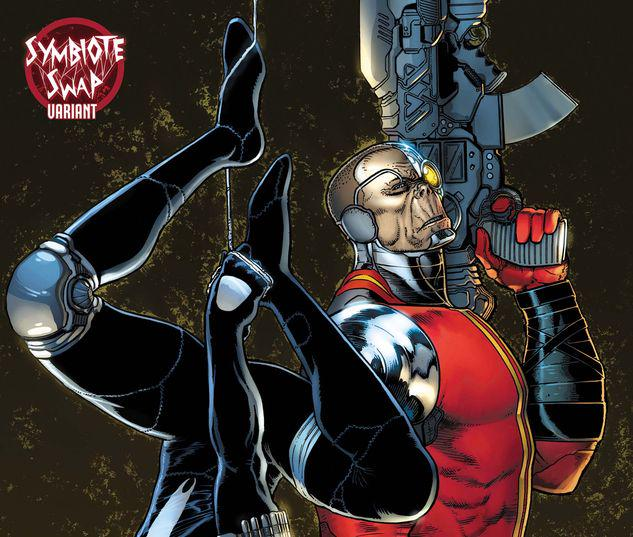 Symbiote Spider-Man Alien Reality #1 Saviuk Variant Edition Marvel Comics HP1248
