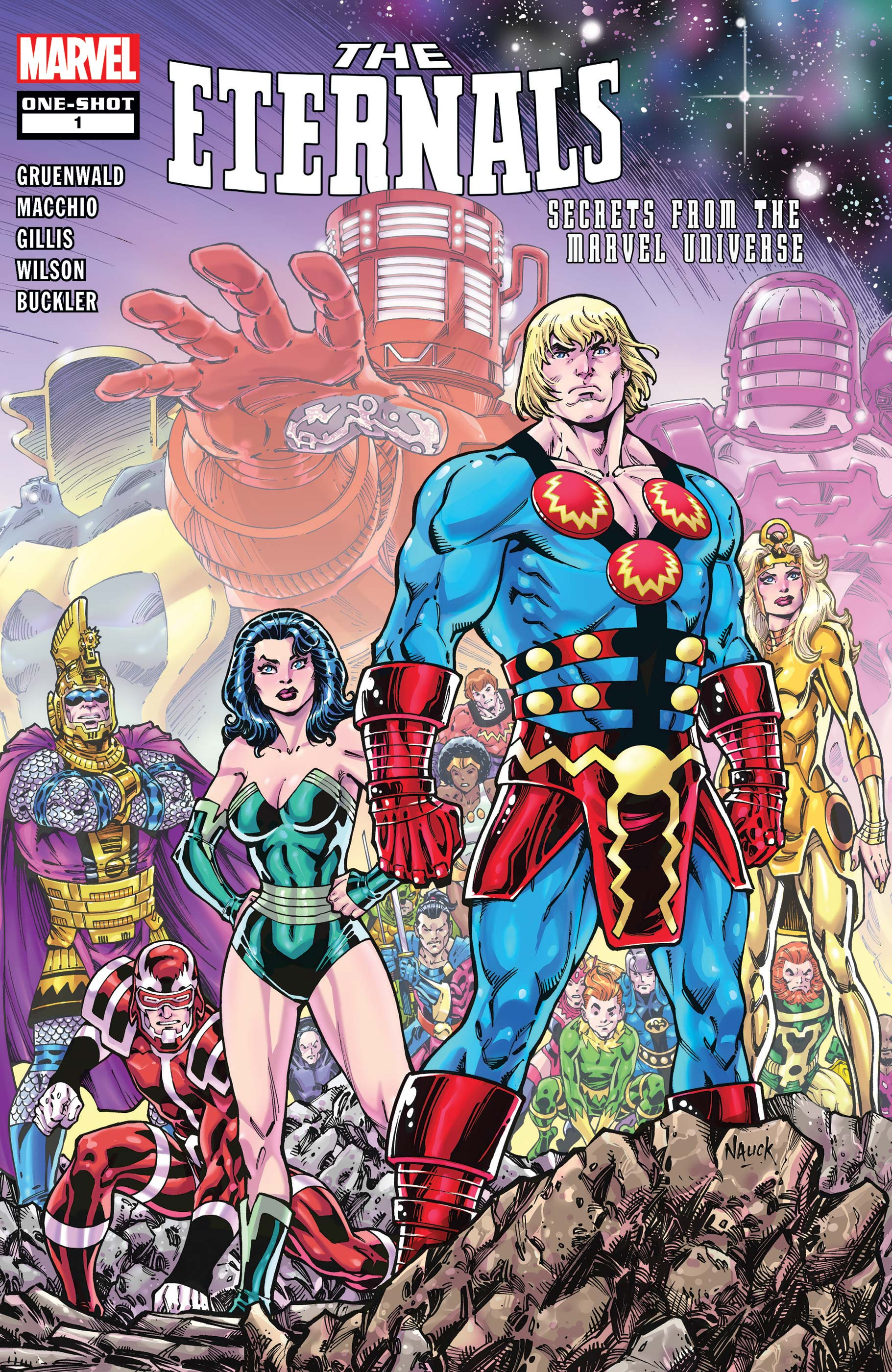 Marvel The Eternals