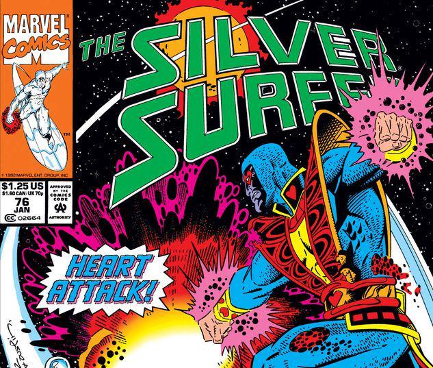 Silver Surfer #76