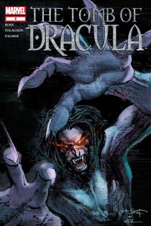 Tomb of Dracula #2