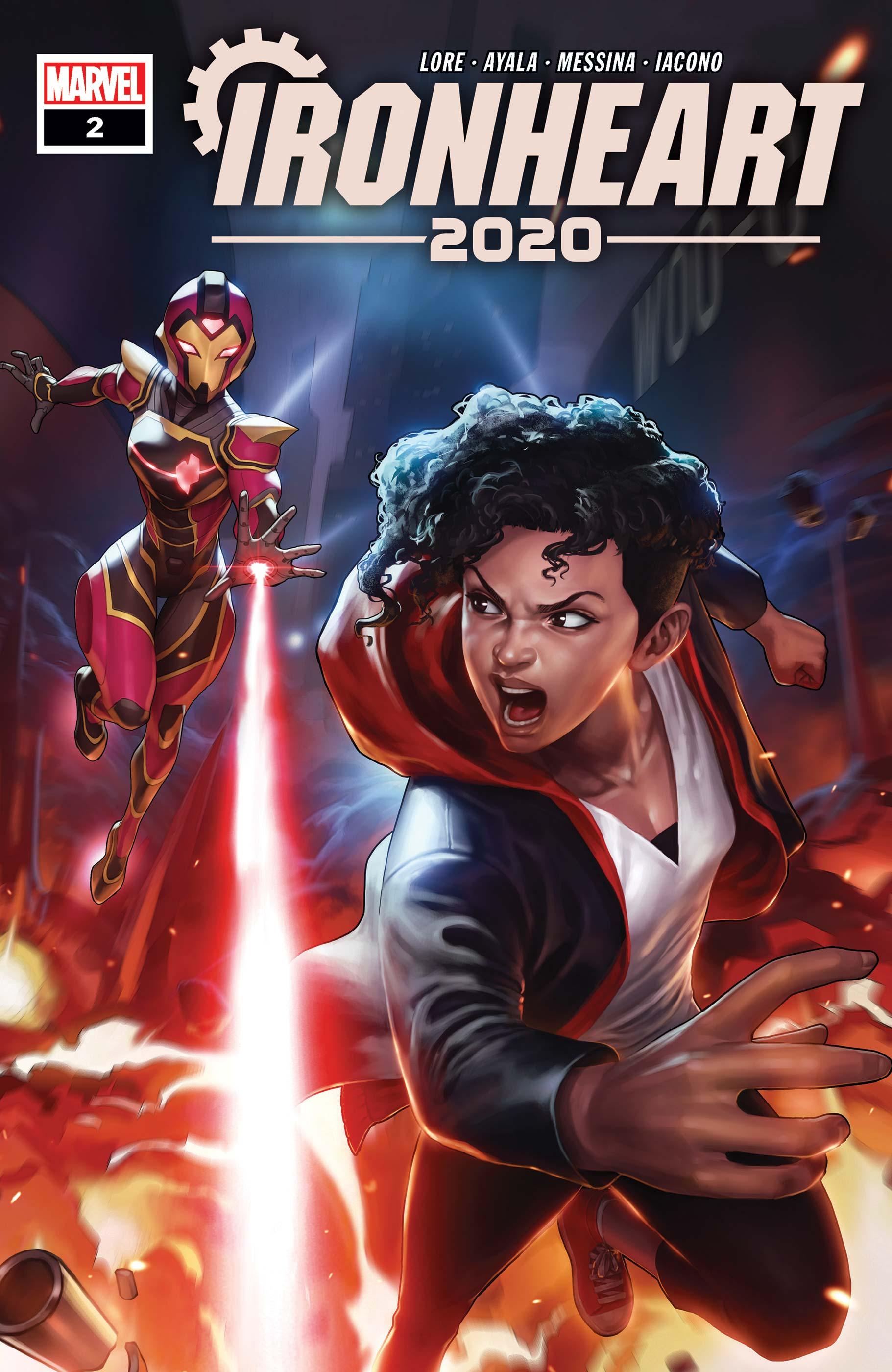 2020 Ironheart (2020) #2