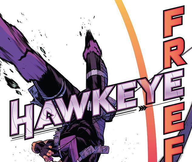 HAWKEYE: FREEFALL TPB #1