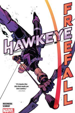 Hawkeye: Freefall (Trade Paperback)