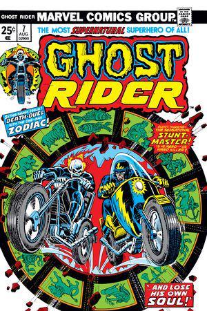 Ghost Rider (1973) #7