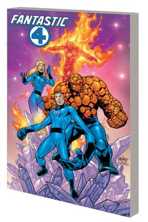 FANTASTIC FOUR: HEROES RETURN - THE COMPLETE COLLECTION VOL. 3 TPB (Trade Paperback)
