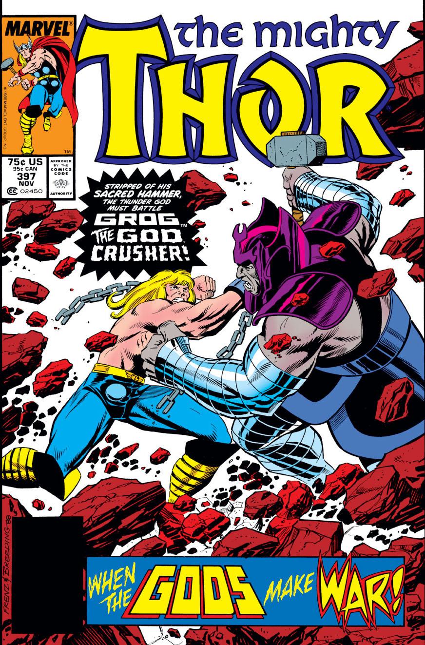 Thor (1966) #397