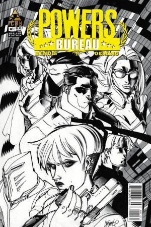 Powers: Bureau  (2012) #1 (Lafuente Variant)