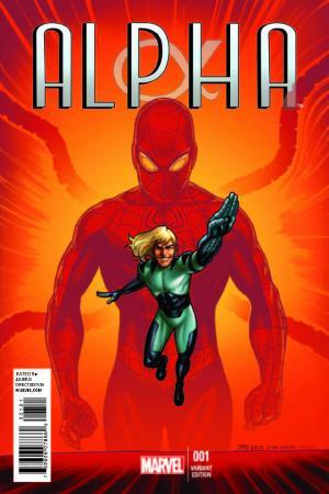 Alpha: Big Time (2013) #1 (Quinones Variant)