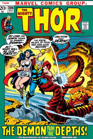 Thor (1966) #204