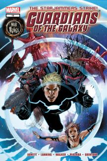 Guardians of the Galaxy (2008) #13