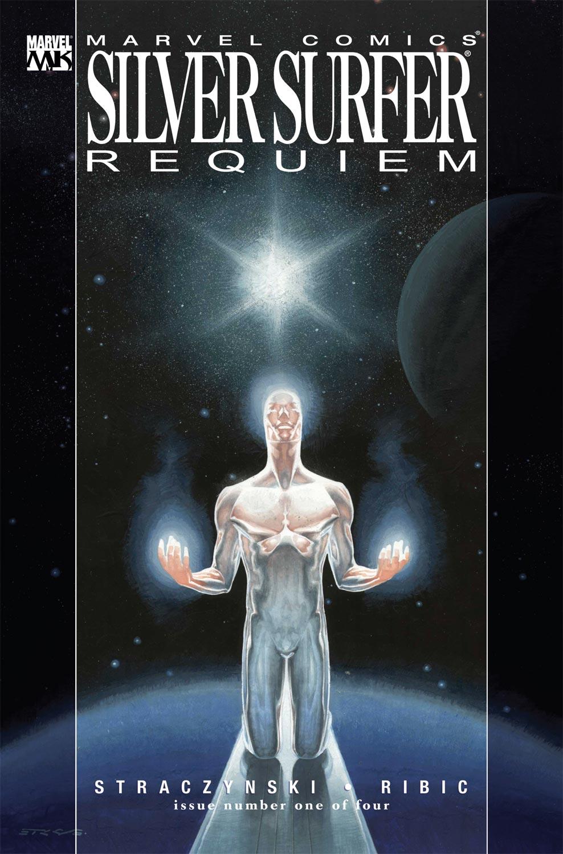 Silver Surfer: Requiem (2007) #1