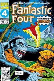 Fantastic Four (1961) #360