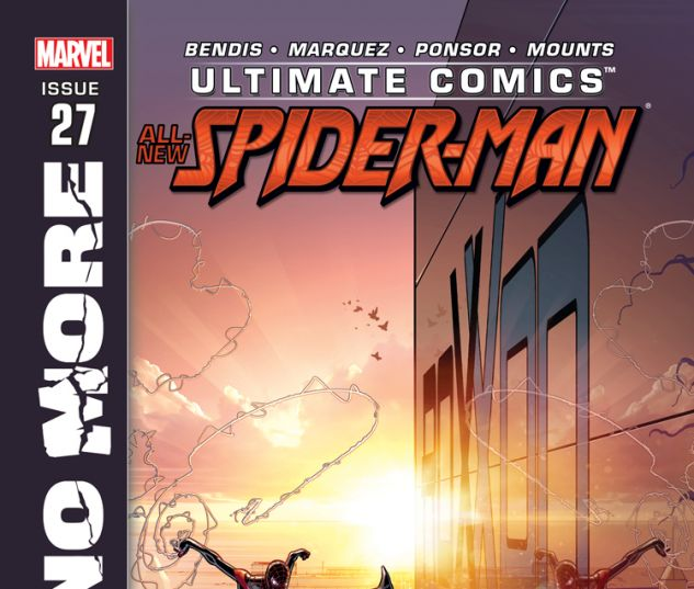 ULTIMATE COMICS SPIDER-MAN 27 (WITH DIGITAL CODE)