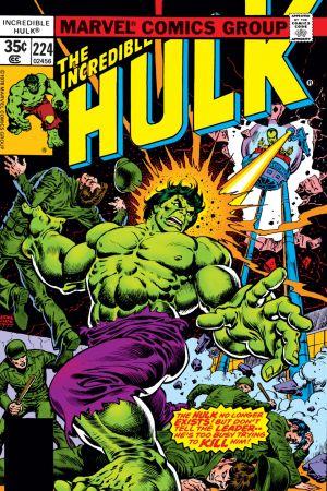 Incredible Hulk (1962) #224