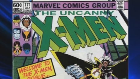 Marvel AR: Uncanny X-Men #171 Flashback