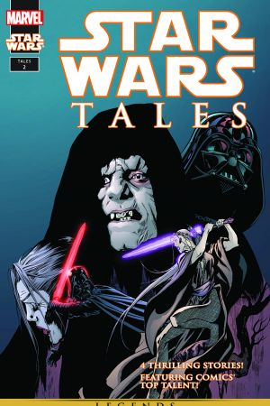 Star Wars Tales (1999) #2