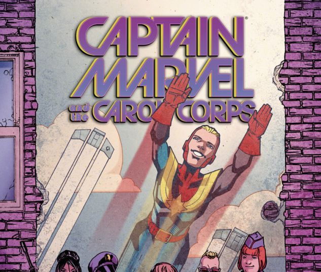 CAPTAIN MARVEL & THE CAROL CORPS 2 JEANTY VARIANT (SW, WITH DIGITAL CODE)