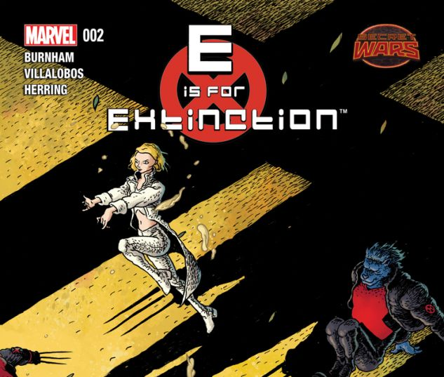 E IS FOR EXTINCTION 2 (SW, WITH DIGITAL CODE)