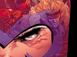 Uncanny X-Men #1 cover by Greg Land