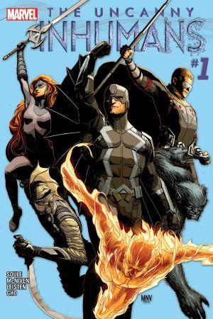 Uncanny Inhumans (2015) #1