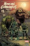 HOWLING COMMANDOS OF S.H.I.E.L.D. 1 (WITH DIGITAL CODE)