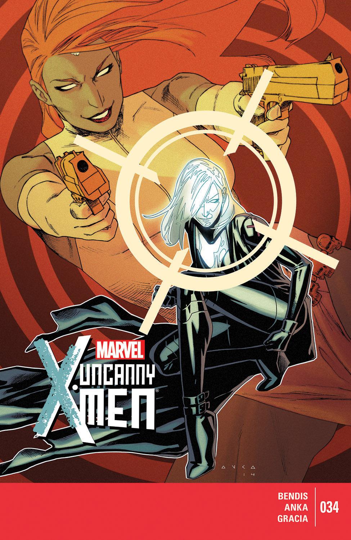 Uncanny X-Men (2013) #34