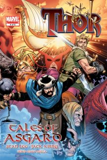 Thor: Tales of Asgard by Stan Lee & Jack Kirby (2009) #4