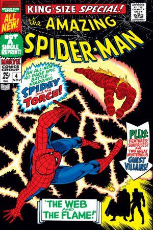 Amazing Spider-Man Annual (1964) #4
