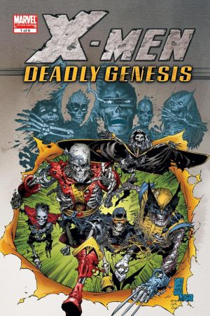 X-Men: Deadly Genesis (2005) #1