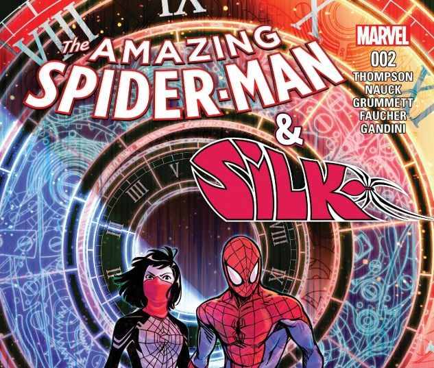 cover from Amazing Spider-Man & Silk: The Spider(Fly) Effect (2016) #2
