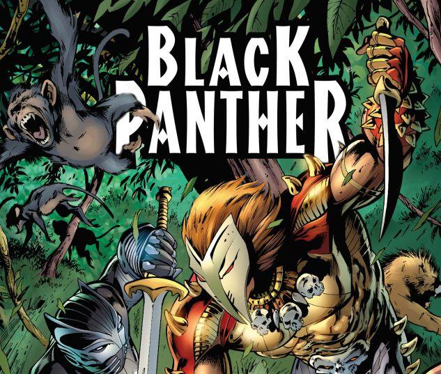 Black Panther (2005) #37