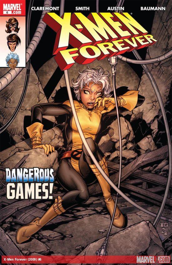 X-Men Forever (2009) #6