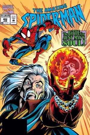 The Amazing Spider-Man #402